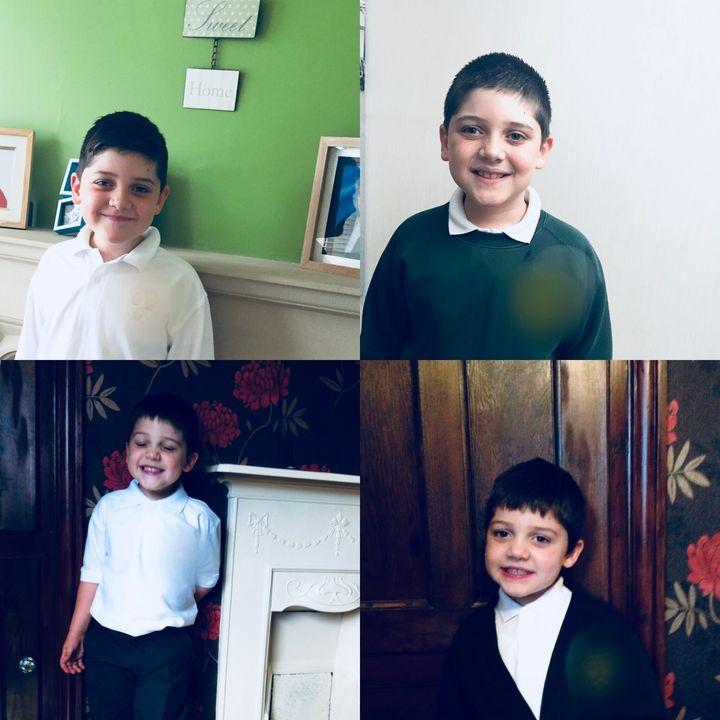School through the years