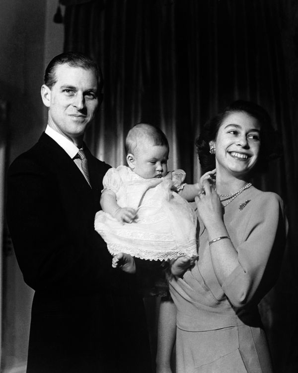 In 1948, Philip and Elizabeth welcomed their firstborn, Prince Charles. Three more children would follow: their only daughter