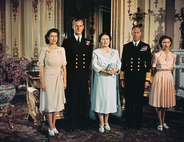 """Elizabeth found Philip, who joined theRoyal Navyand served in <a href=""""http://www.bbc.com/news/uk-15860155"""" targe"""