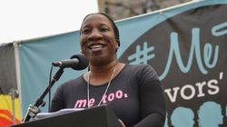 #MeToo Creator Will Push Button To Drop New Year's Eve Ball In Times