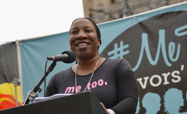 Activist Tarana Burke created the #MeToo movement 10 years