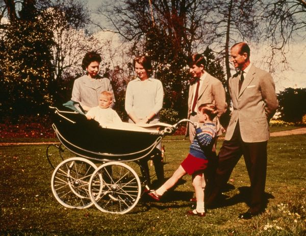 In 1964, Elizabeth II and Philip welcomed their fourth and last child, Edward.