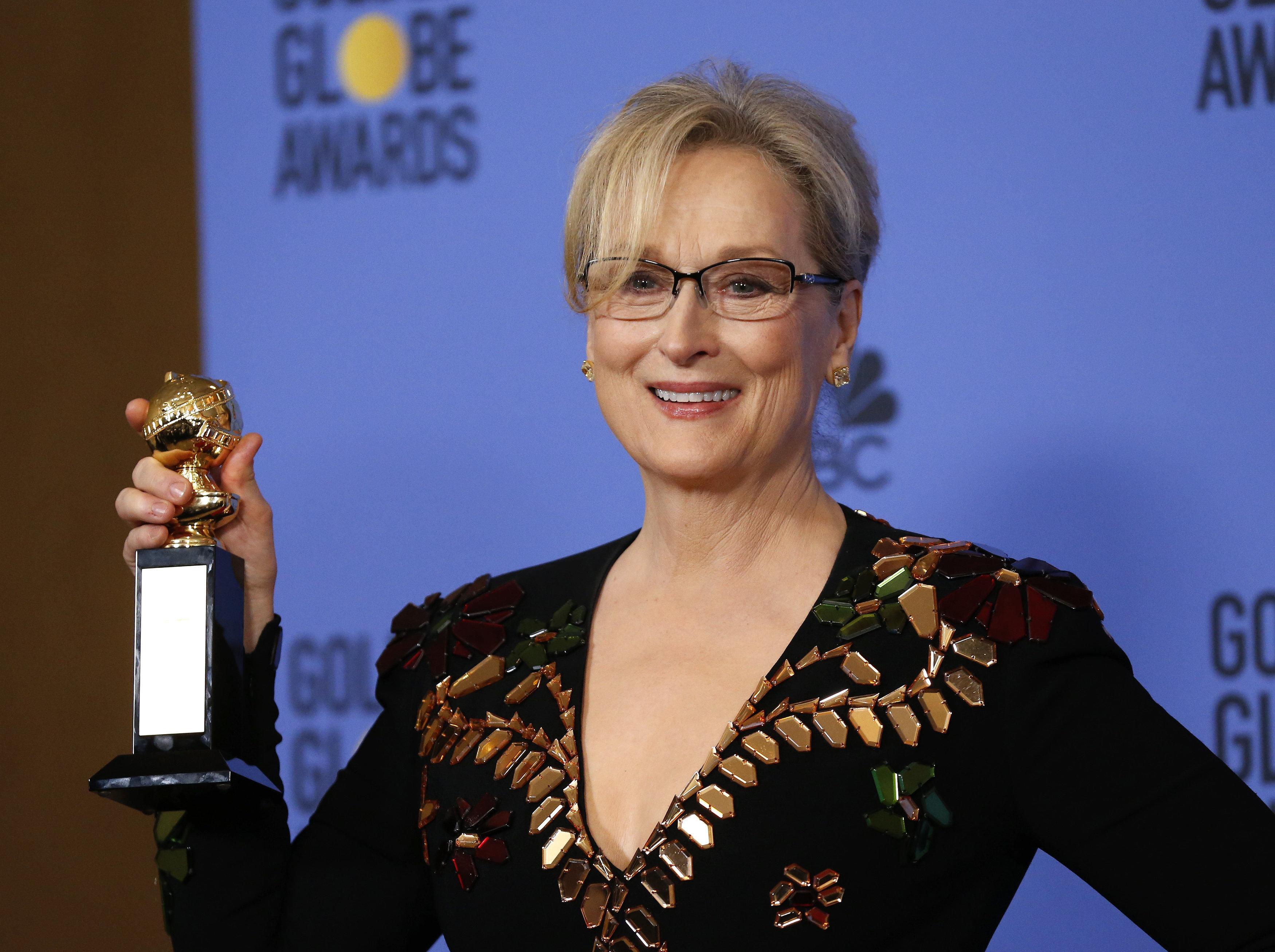 Exclusive: Meryl Streep Responds To Rose McGowan's