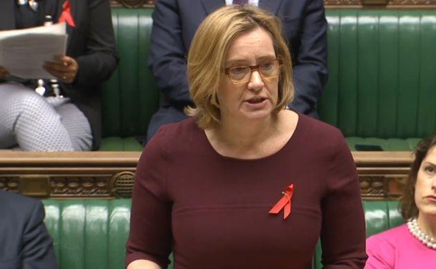 Home Secretary Amber