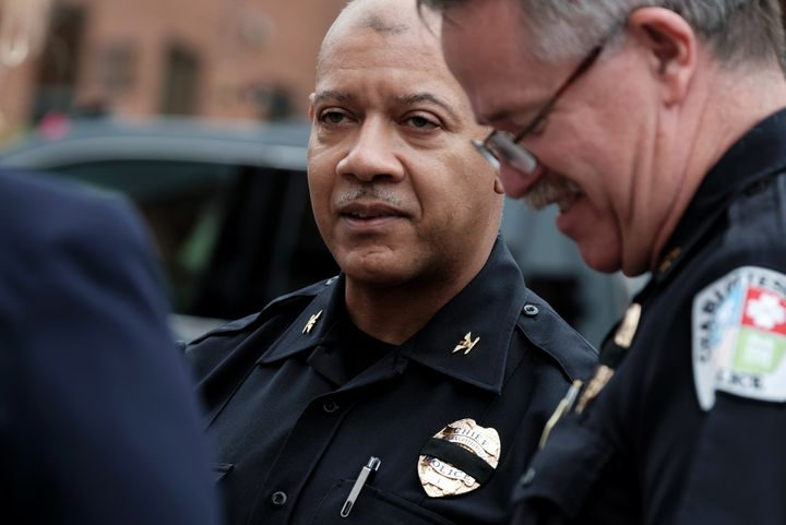 Charlottesville Police Chief Al Thomas resigned on Monday.