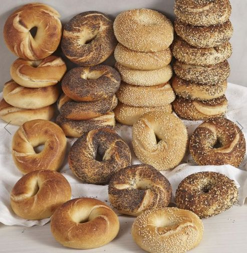 Hand Rolled Bagel Collection