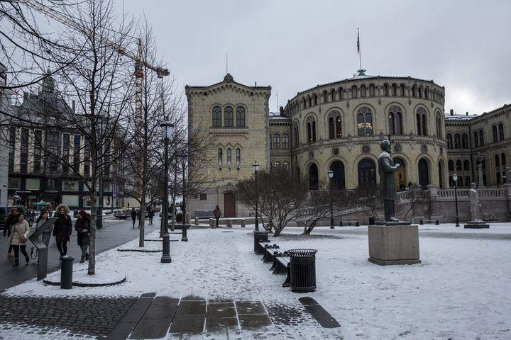The Norwegian Parliament, also known as the Storting, has started the process to decriminalize drug use and emphasize tr
