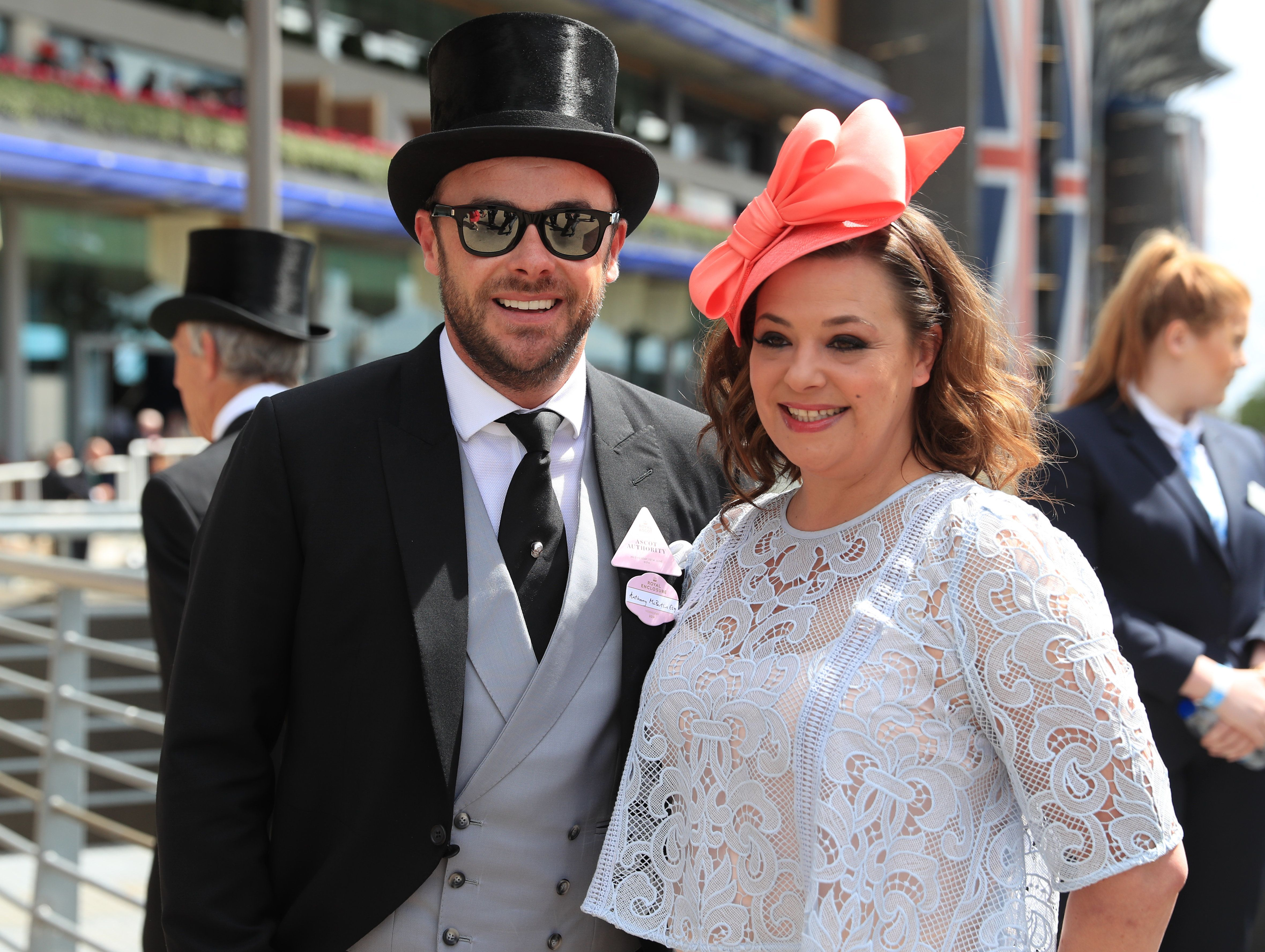 Ant McPartlin's Wife Lisa Armstrong Hits Back At Marriage Split