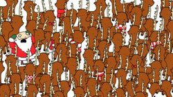 ¿Eres capaz de encontrar al oso perdido entre los