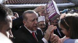 Ερντογάν σε μαθητές της Κομοτήνης: Μια σημαία, ένα κράτος. Όλοι μαζί είμαστε
