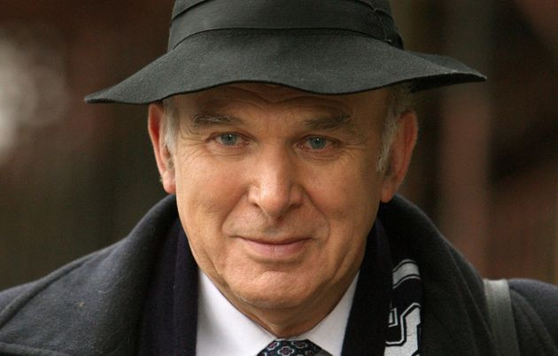Vince Cable, leader of the Lib