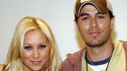 Anna Kournikova And Enrique Iglesias 'Welcome Twins' In