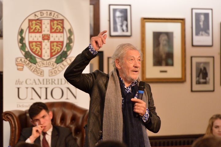 Ian McKellen Says Actresses Used To Proposition Directors For Sex