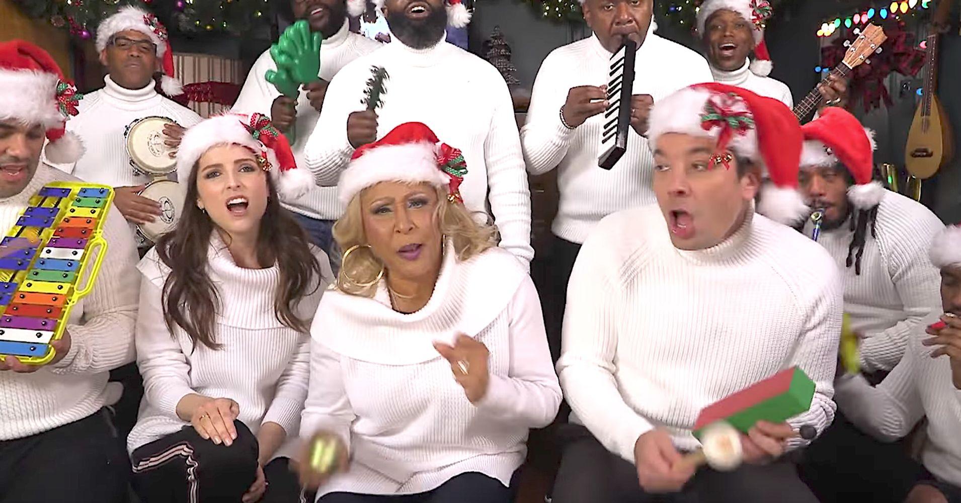 Anna Kendrick And Jimmy Fallon Take Darlene Love\'s \'Christmas\' Back ...