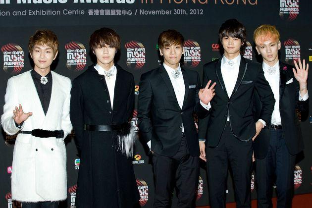 Pop Star Jonghyun Of SHINee Dies At 27