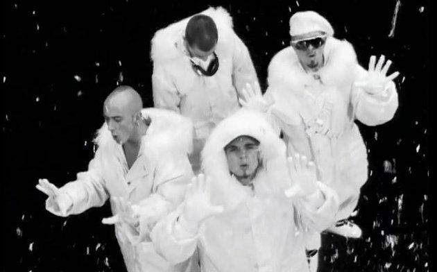 East 17 in the original 'Stay Another Day'