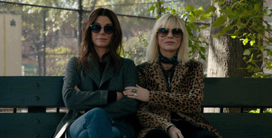 Stop What You're Doing: The First 'Ocean's 8' Trailer Is
