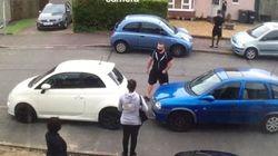 Nachbar blockiert mit Auto täglich Einfahrt, dann lässt Mann seine Muskeln  spielen