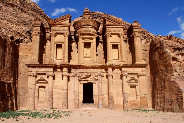 One of Petra's