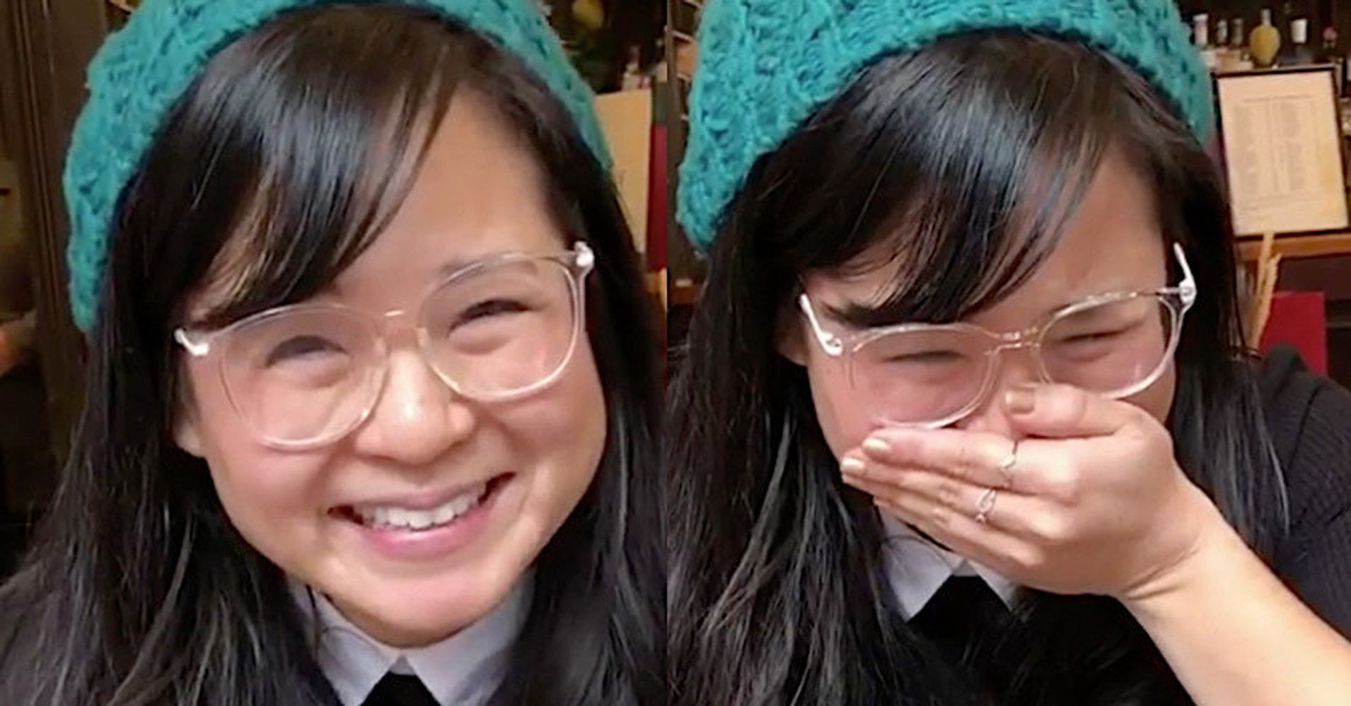 Kelly Marie Tran Overhears Fans Talking About Her, Has The Sweetest Response