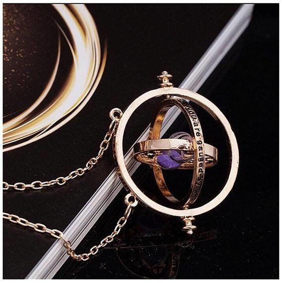 "Get it <a href=""https://www.etsy.com/listing/558459772/spinning-time-turner-hour-glass-necklace"" target=""_blank"">here</a>.&nb"