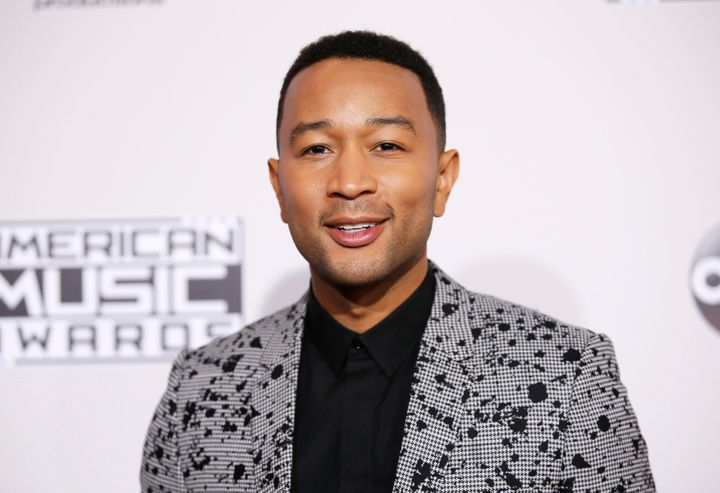 """Musician John Legend will star as Jesus in NBC's upcoming live musical """"Jesus Christ Superstar Live!"""""""