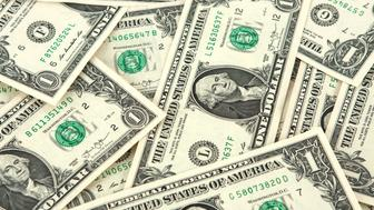 banknotes dollar background
