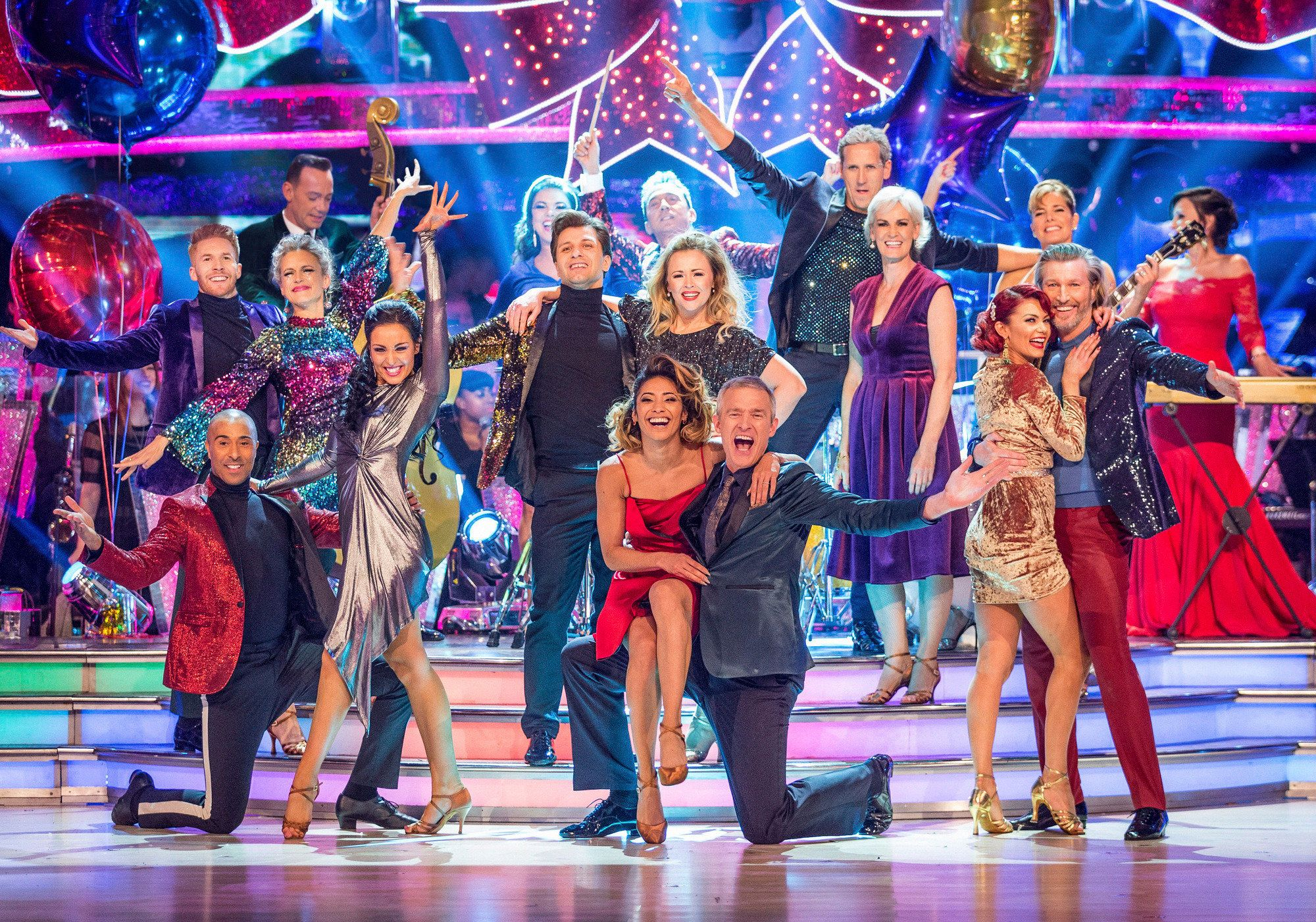 'Strictly Come Dancing' Crowns A New Christmas Champion During Glittering Festive