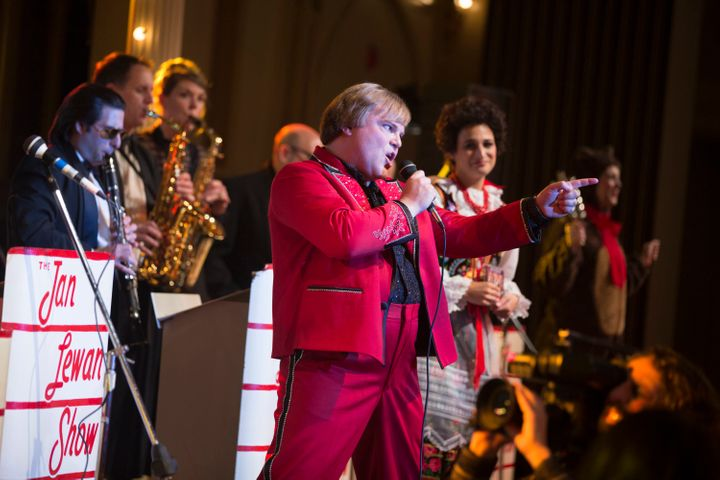 """The Polka King"" is coming to Netflix."