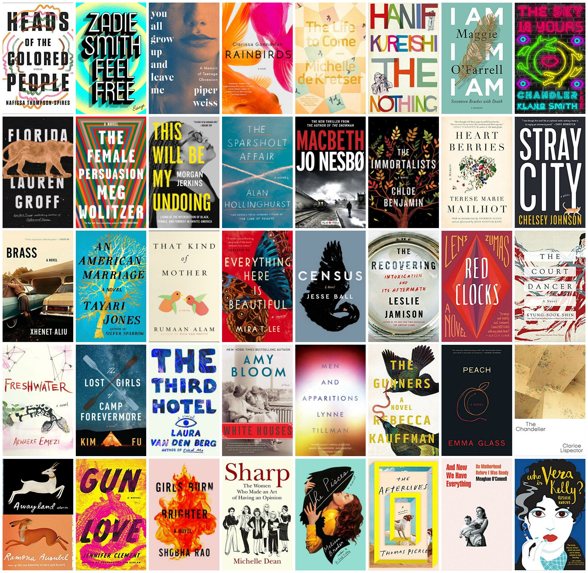 60 Books We Can T Wait To Read In 2018 Huffpost