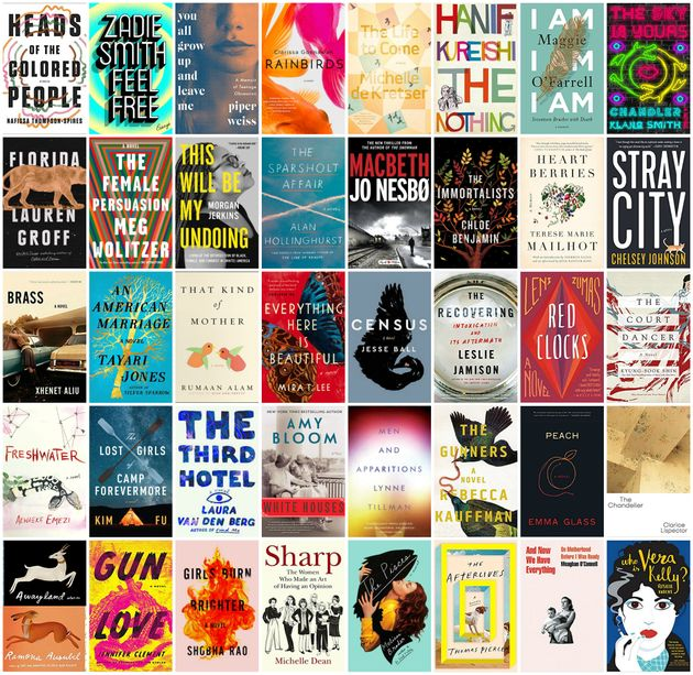 60 Books We Can't Wait To Read In 2018 | HuffPost
