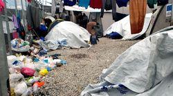 Τα σοκαριστικά βίντεο για τις συνθήκες διαβίωσης στη Μόρια και η απάντηση του υπουργείου Μεταναστευτικής Πολιτικής στη HuffPo...