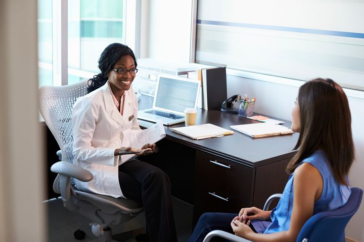 Medical experts advise talking to your doctor if your Pap smear results are abnormal.