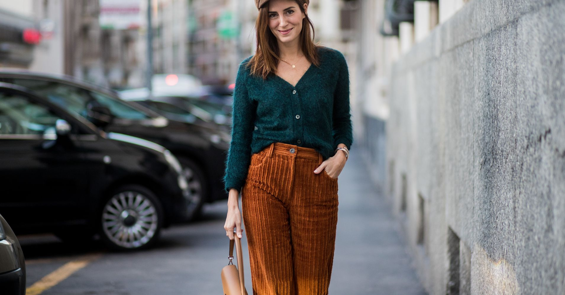 fddd45f39085c Corduroy Pants Are The 2018 Trend That's Cozy And Affordable | HuffPost Life