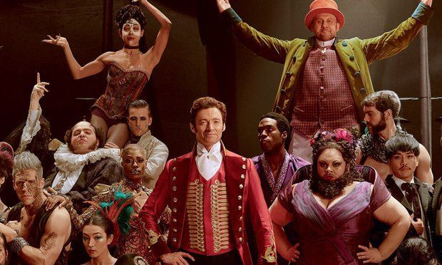'The Greatest Showman' puts on a big - too big - show