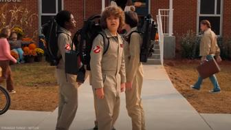 Stranger Things was one of the best TV shows of 2017