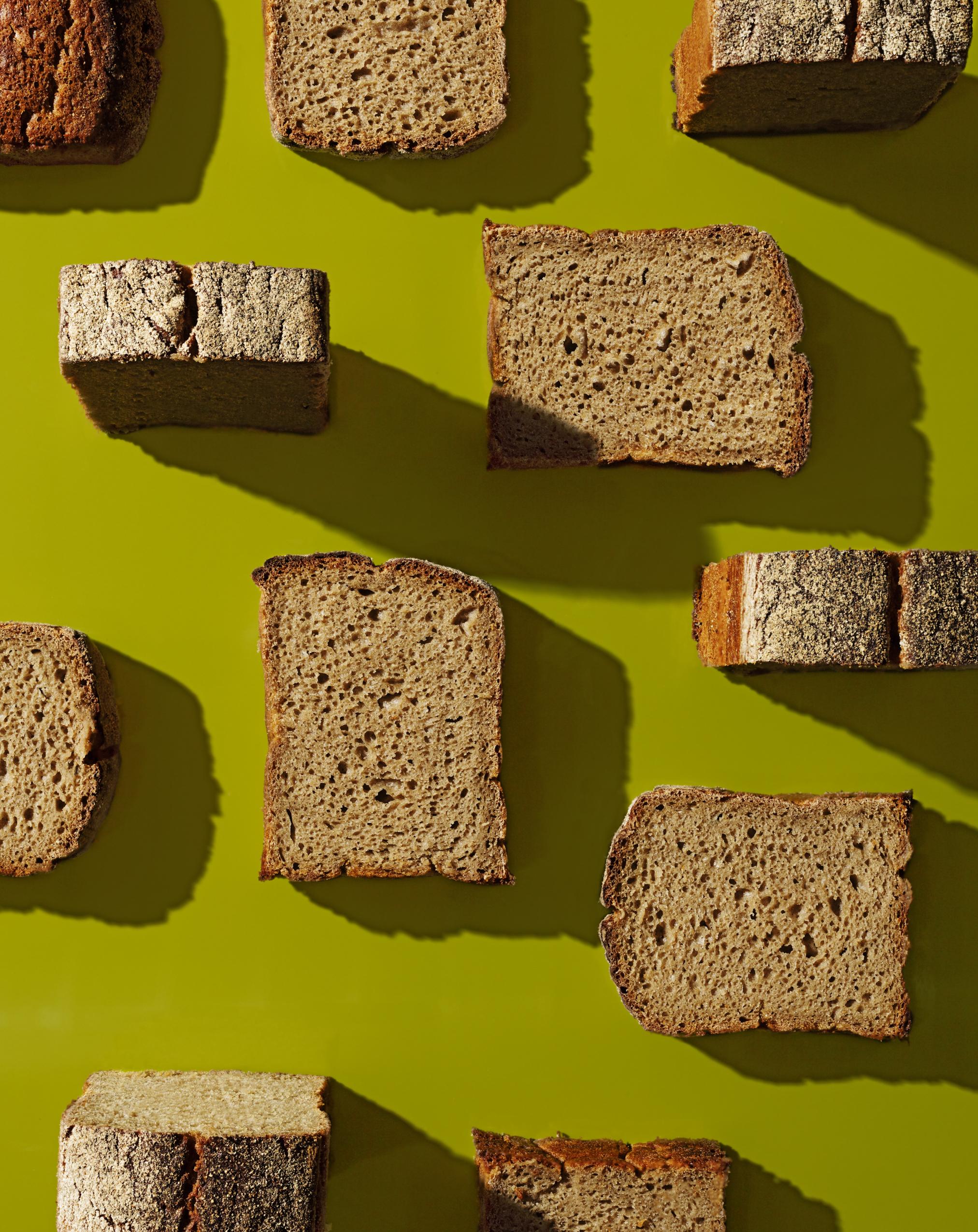 Rye Bread, from <em>