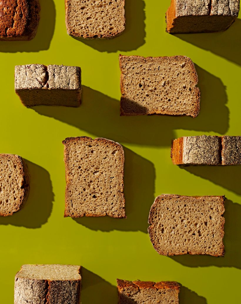 Rye Bread, from <em>Modernist Bread </em>by Nathan Myhrvold and Francisco Migoya