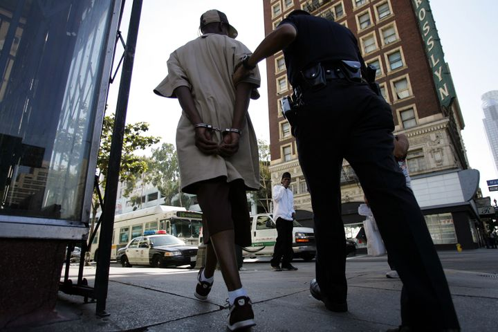 should homelessness be criminalized