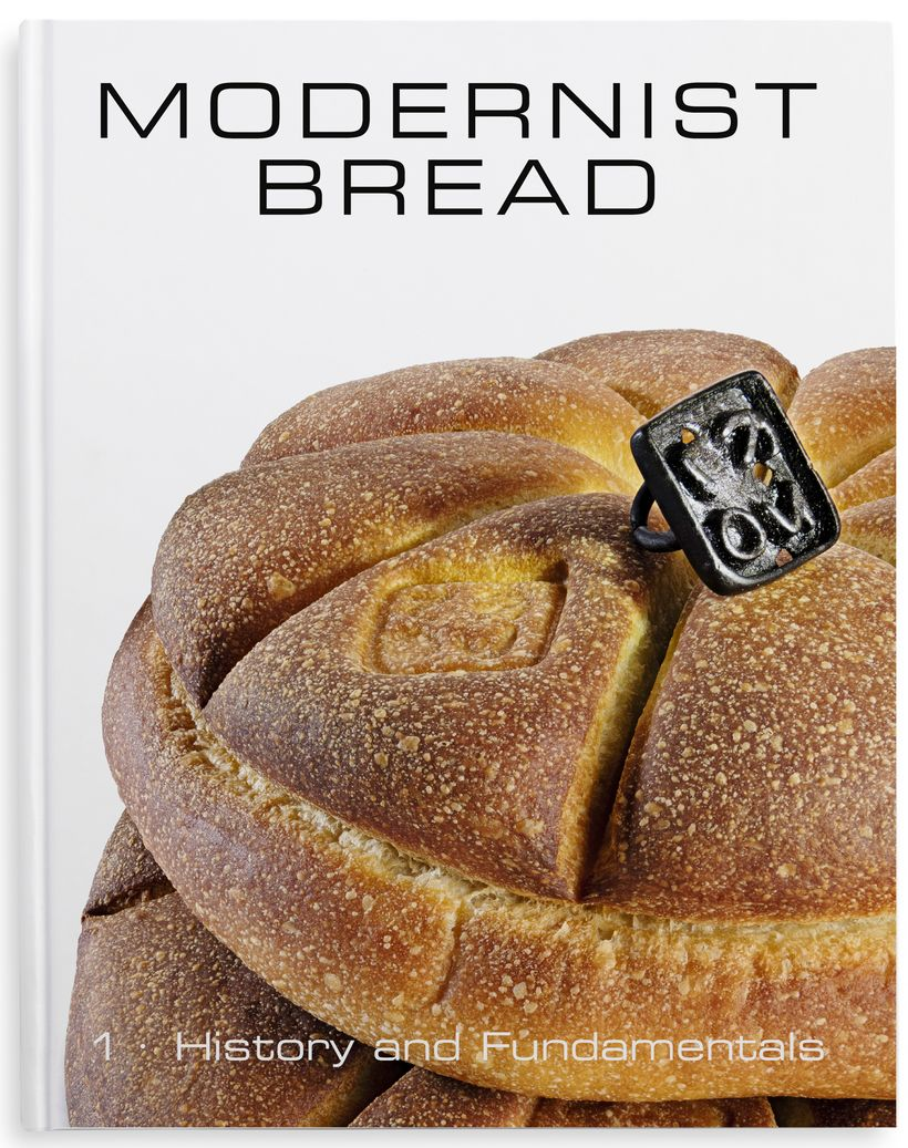 <em>Modernist Bread </em>by Nathan Myhrvold and Francisco Migoya, Volume One of five