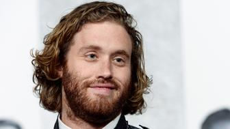 "Cast member T.J. Miller attends the Los Angeles premiere for the new HBO comedy series ""Silicon Valley"" in Hollywood, California April 3, 2014. REUTERS/Kevork Djansezian  (UNITED STATES - Tags: ENTERTAINMENT HEADSHOT)"