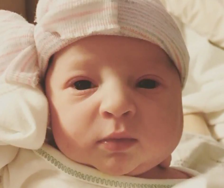 25-Year-Old Mom Gives Birth To Baby From Embryo Frozen In
