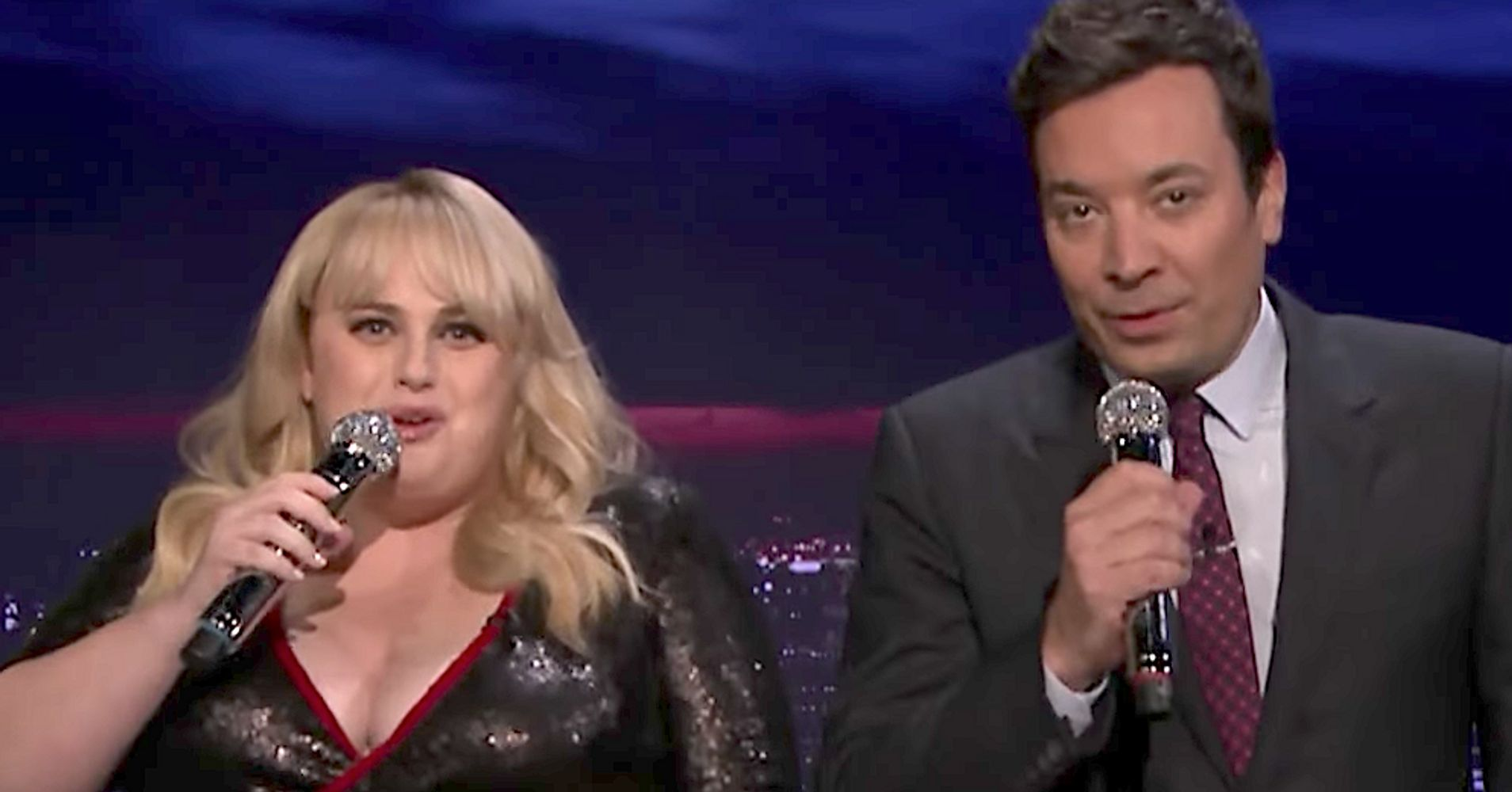 Rebel Wilson Sings The Google Translate Versions Of Classic Holiday Songs