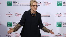 H Meryl Streep απαντά στην κριτική της Rose