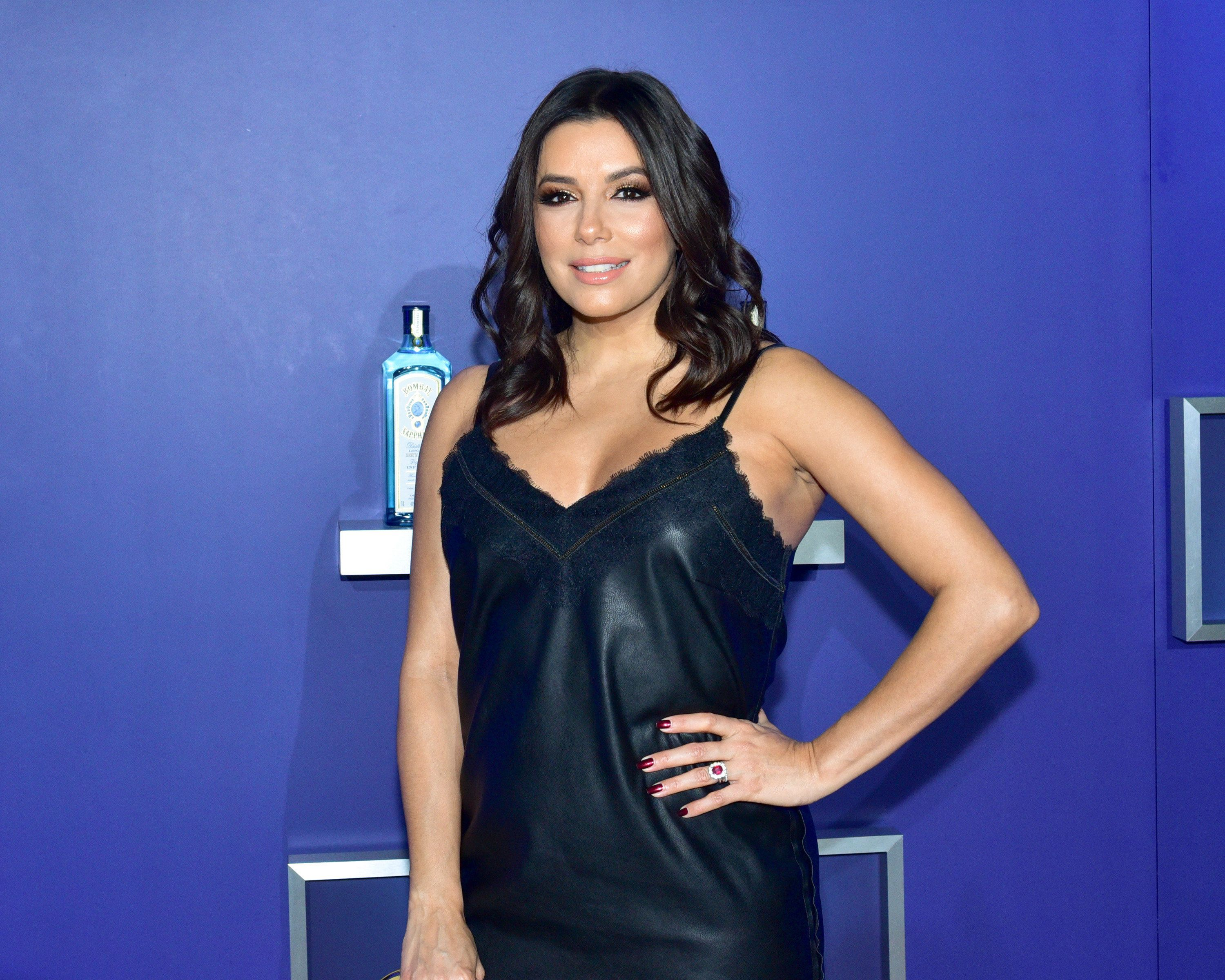 Eva Longoria Is Pregnant With Her First