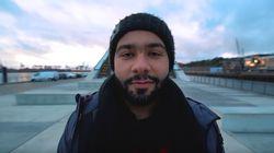 Ein junger Syrer macht Hamburg eine berührende