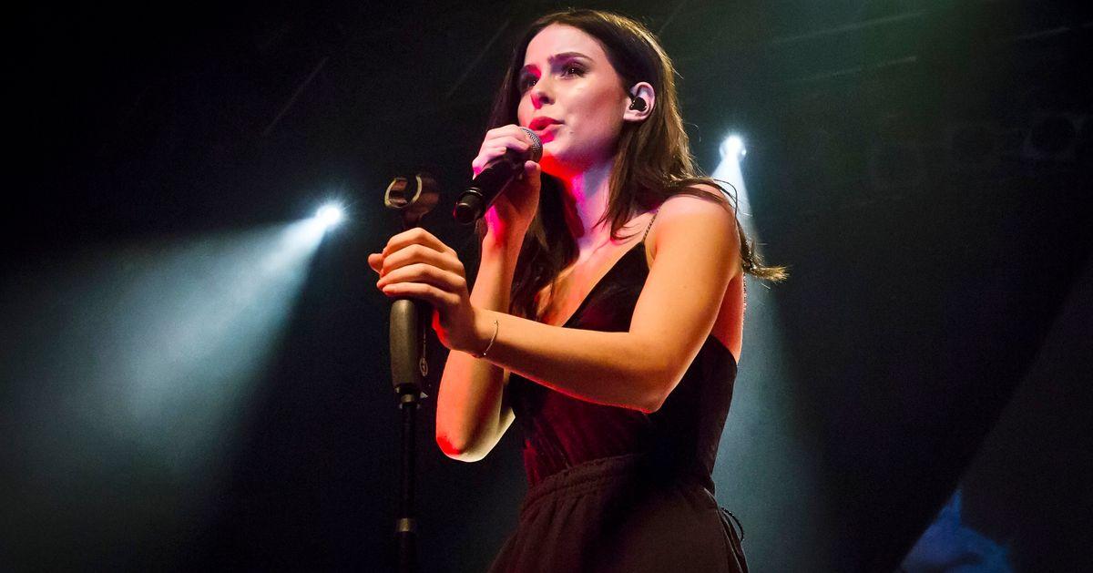Lena Bricht Auf Der Bühne In Tränen Aus Möchte Euch Nicht