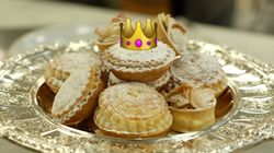 Royal Pastry Chefs Reveal Recipe For Mince