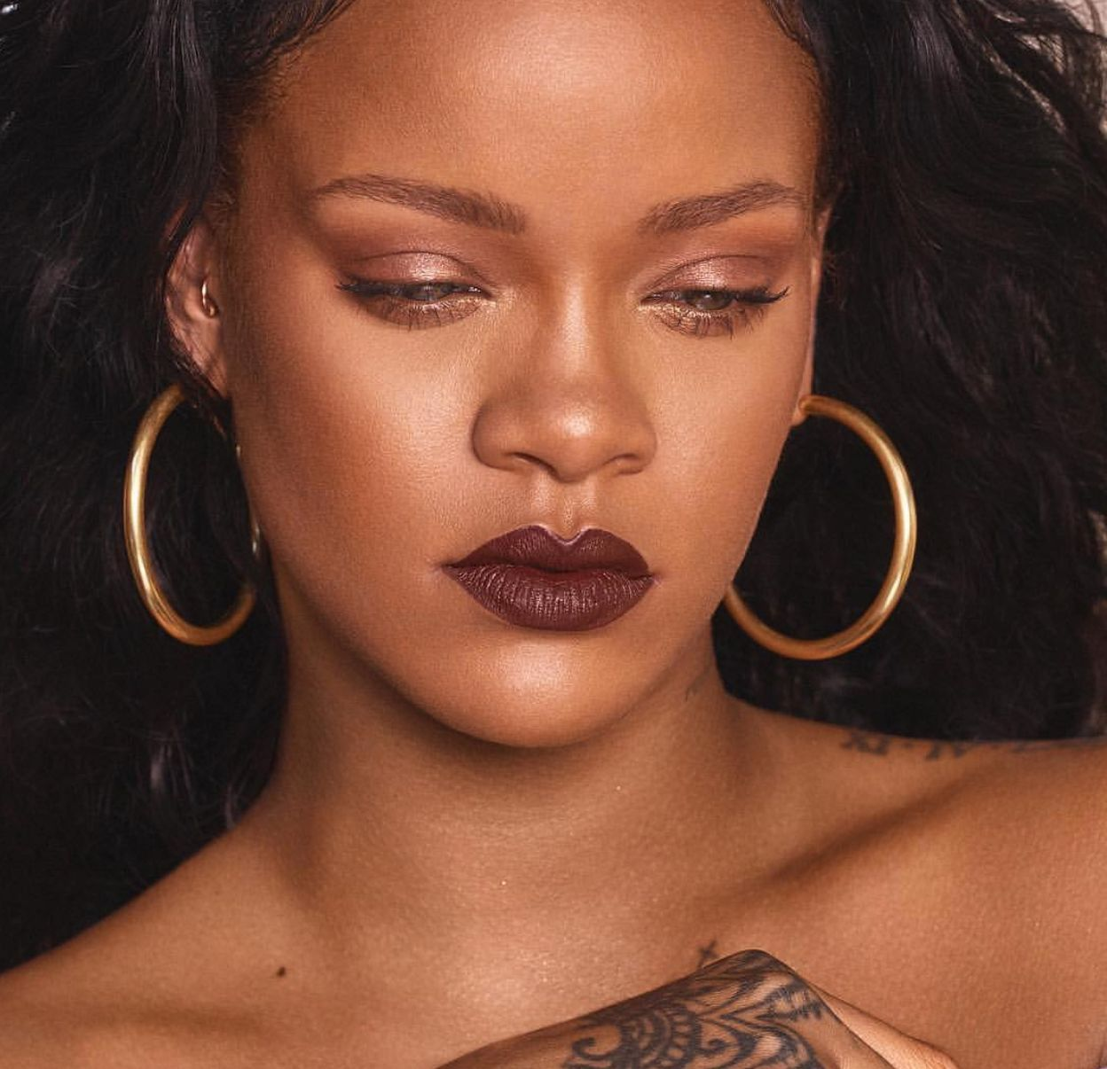 Nothing Says That Rihanna Gets You Like The Fact She Named A Fenty Lipstick
