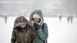 Έκτακτο Δελτίο Επιδείνωσης Καιρού: Πυκνές χιονοπτώσεις και ισχυρές καταιγίδες από την